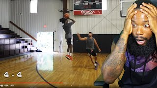 JAW DROPPING! 1v1 Friga vs Jay Jones From Kick Genius! (INTENSE)