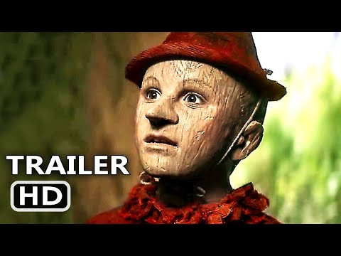 PINOCCHIO Trailer (2020) Fantasy Movie