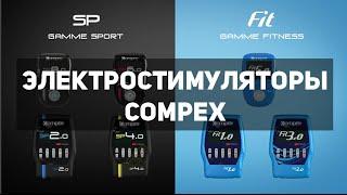 Плюсы электростимуляции Compex