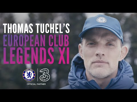 Picking a European Dream Team From The 90s with Thomas Tuchel & Josh Denzel | Connect With Episode 8