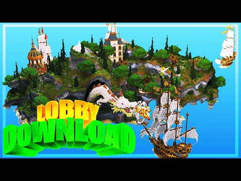 ❎Free Minecraft Lobby + DOWNLOAD❎