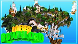 ❎Free Minecraft Lobby + DOWNLOAD❎