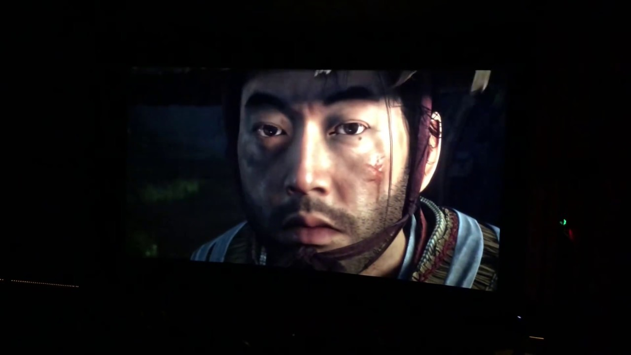 Ghost of Tsushima E3 Gameplay Crowd Reaction! - E3 Experience 2018
