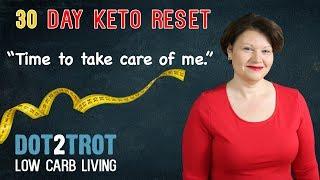 My 30 Day Keto Reset, Day 1