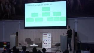 EnhanceConf -  Stefan Tilkov -    How to embrace the browser