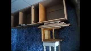 Изготовление мебели своими руками. Переделка старого шкафа на антресоль.(, 2015-08-09T10:00:31.000Z)