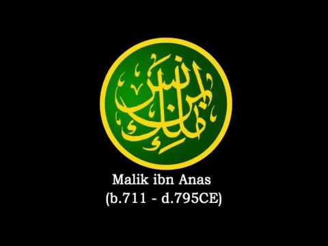 Malik ibn Anas (711-795CE)