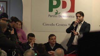 """Roma, Calenda: """"Per me unico leader del Pd si chiama Paolo Gentiloni"""""""