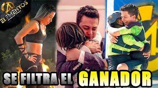 Se Filtra El Ganador - Sebastian Vega El Gran Vencedor Del Reto 4 Elementos