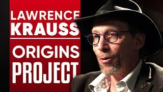 LAWRENCE KRAUSS - THE ORIGINS PROJECT: Why Religion Is The Death Of Intelligence -1/2 | LondonReal