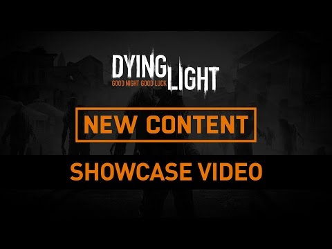 Dying Light gets a new hard mode, free content and a tease of what's to come