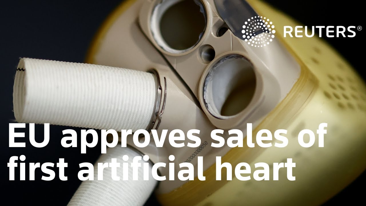 EU approves Sales of First Artificial Heart