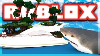 ATTACCO SQUALO GIGANTE! (Roblox SharkBite)