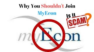 Honest MyEcon Review | Why You Shouldn