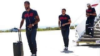 Η πτήση του Ολυμπιακού για την Ριέκα! / Olympiacos's Flight to Rijeka!