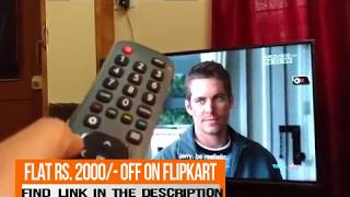 VU LED40K16 Review | Vu 98cm (39 inch) Full HD LED Smart TV Review