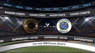 MTN8 Semi-final 2nd leg | Kaizer Chiefs vs SuperSport United