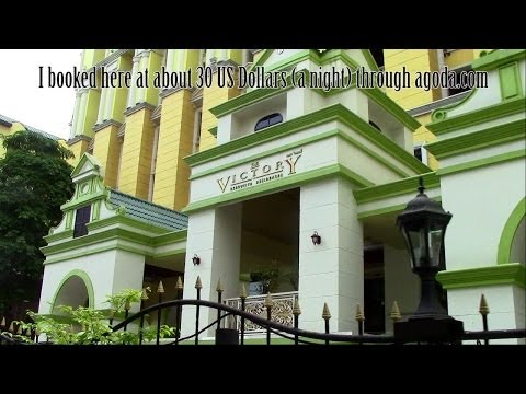 To The Victory Executive Residences from Phaya Thai station