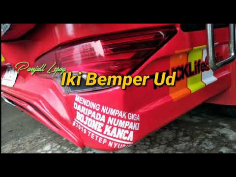 Kata Kata Truck Giga Elf Mbois Youtube