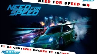 Need For Speed #4 : Et sa continue encore et encore =)