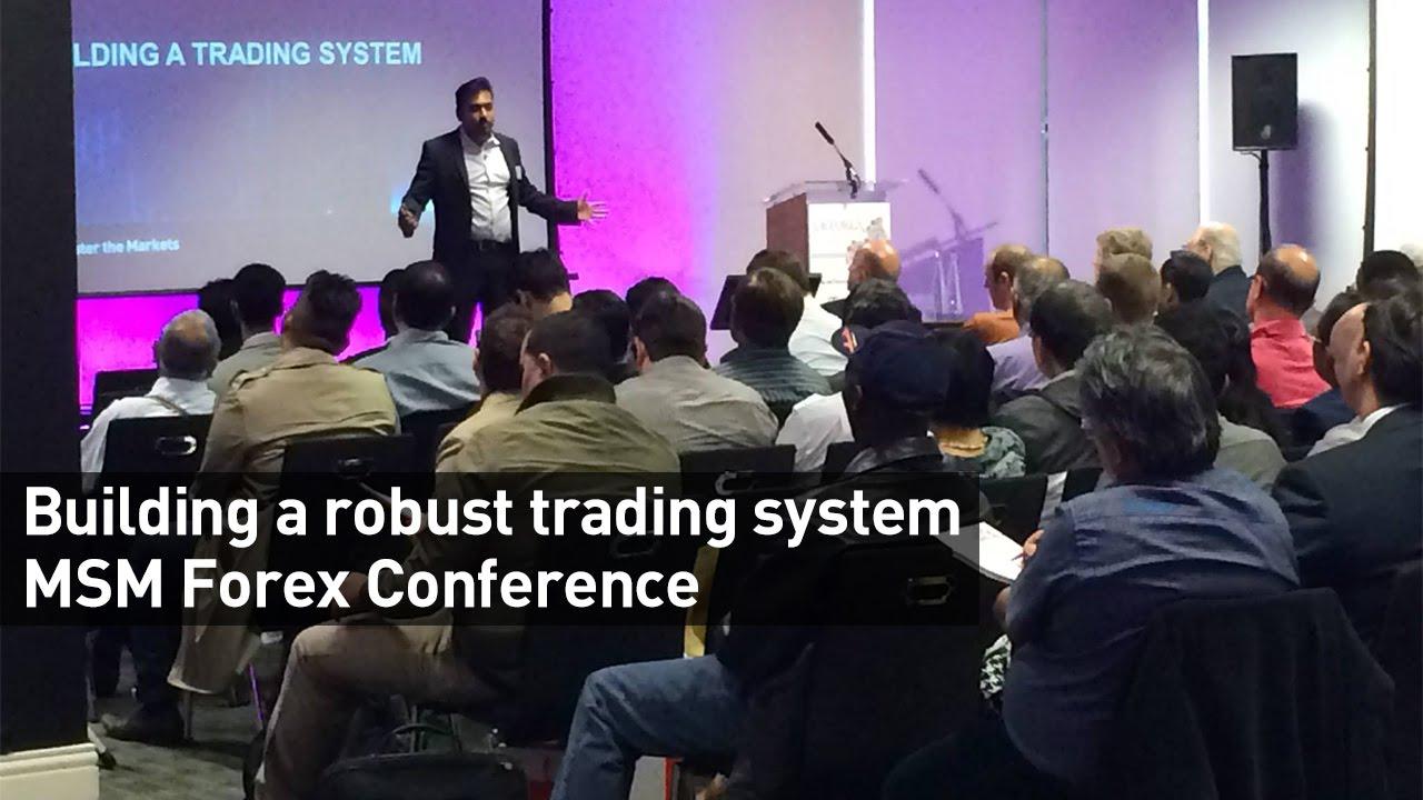 Trading system builder