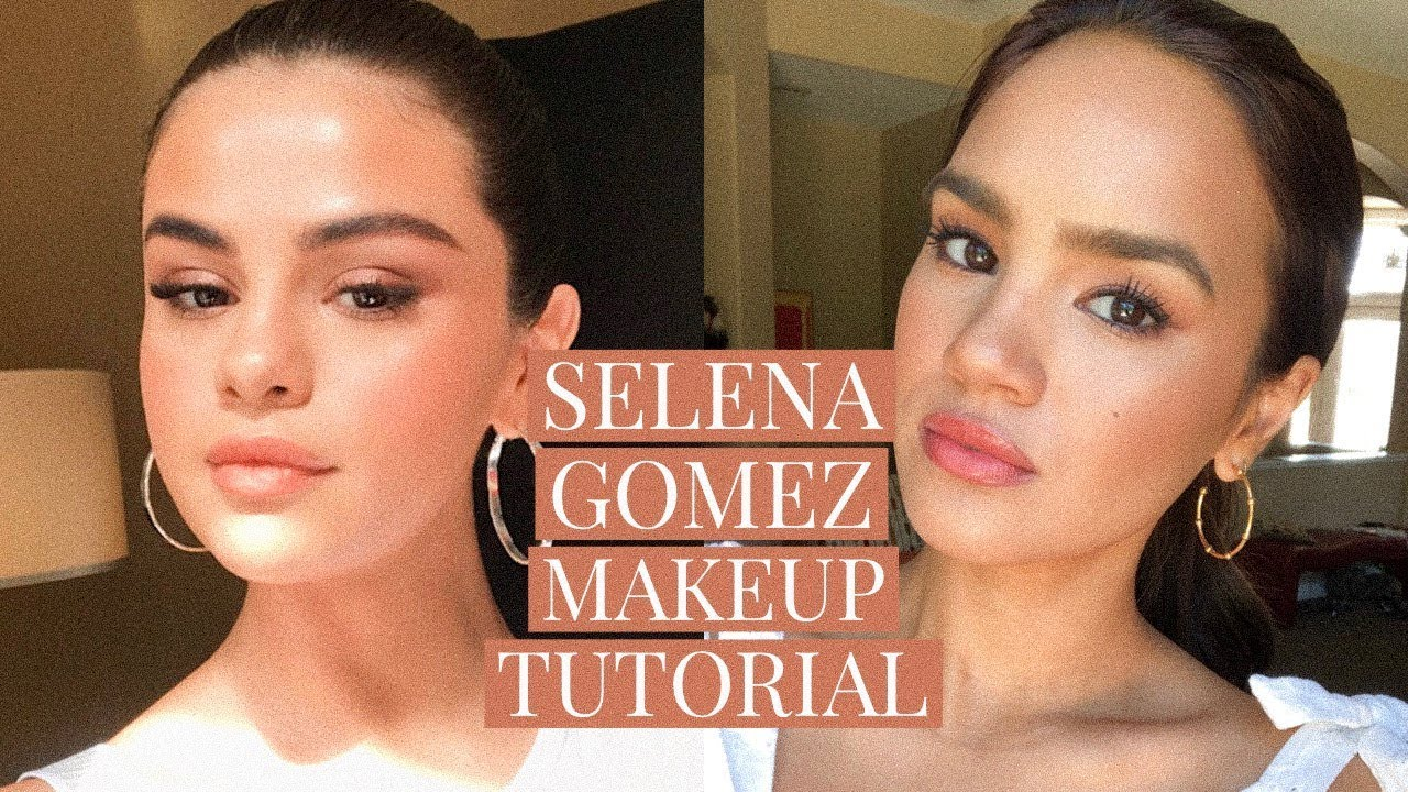 SELENA GOMEZ PEACHY SOFT MAKEUP TUTORIAL! | DACEY CASH ... Dacey Gomez And Selena Gomez