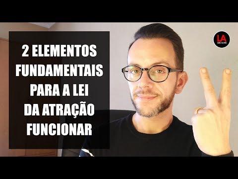 2 ELEMENTOS FUNDAMENTAIS PARA A LEI DA ATRAÇÃO FUNCIONAR