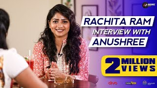 EXCLUSIVE : Anchor Anushree Interviews 'Dimple Queen' Rachita Ram | Anushree Anchor | Part 1