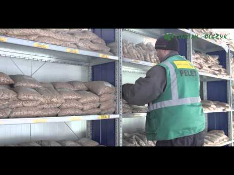 Proces produkcji pelletu PELLET OLCZYK