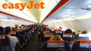 TRIP REPORT | Easyjet A320 | Berlin SXF to Amsterdam Schiphol | Full Flight [Full HD]