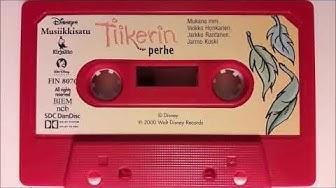 Musiikkisatu: Walt Disney - Tiikerin perhe (2000)