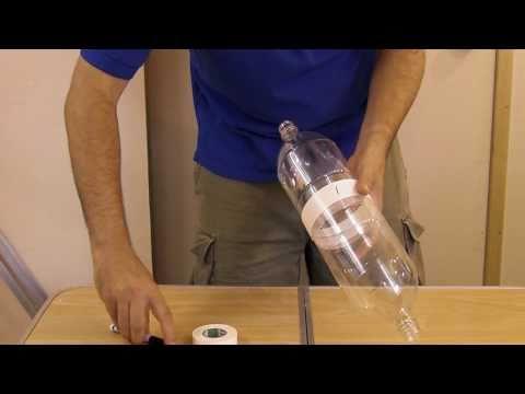 Water Rocket Bottle Splicing Tutorial