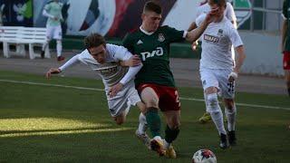 Видеообзор матча «Локомотив»-U17 (Москва) – «Краснодар»-U17