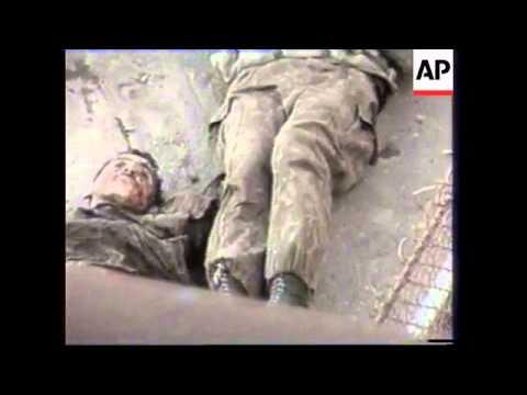 RUSSIA: GUNMEN THREATEN TO KILL HOSTAGES