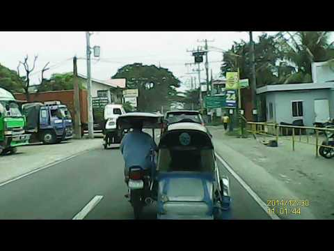 Katrina's first driving experience to SM Pampanga via NLEX