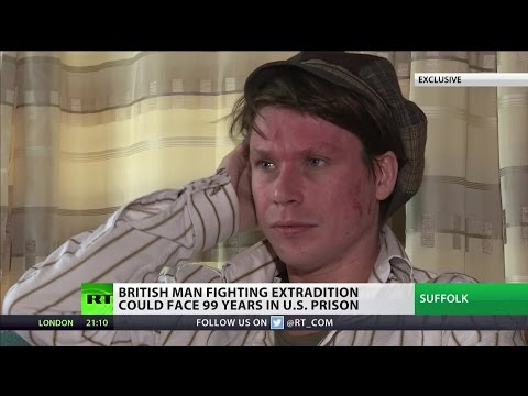 EXCLUSIVE: British hacker Lauri Love fears 99yr US extradition fate