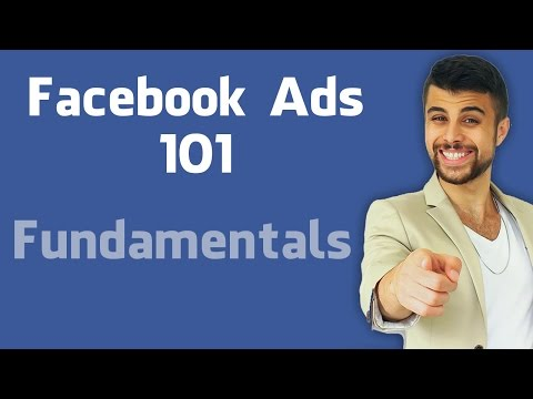 How To Use Facebook Ads For Beginners - The Fundamentals