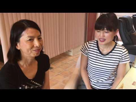 Nagoya  Chikusa  Nail salon  English speaking  manicure  (Rie in English)