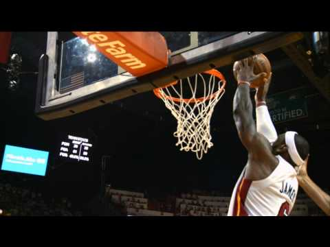 2013 NBA Finals: Game 6 MicroMovie