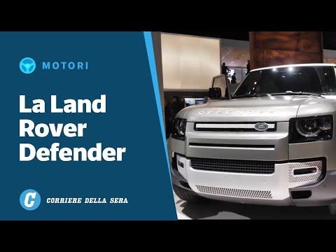 Corriere della Sera: La Land Rover Defender