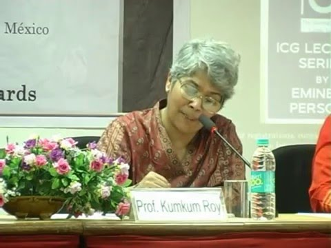 lecture by eminent persons on modernisms in india by prof saurabh