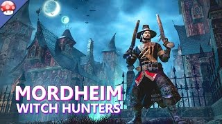 Mordheim: City of the Damned - Witch Hunters Gameplay (PC HD) (Mordheim Game Expansion/DLC)