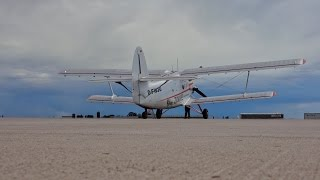 Antonov An-2 Pleasure Flight over Leipzig