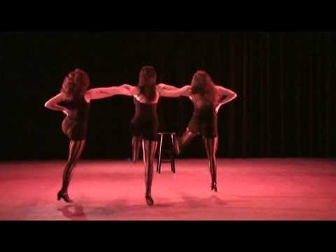 Alma College Dance Company 2014 Student Choreography Concert - Long Cool Woman (In A Black Dress)