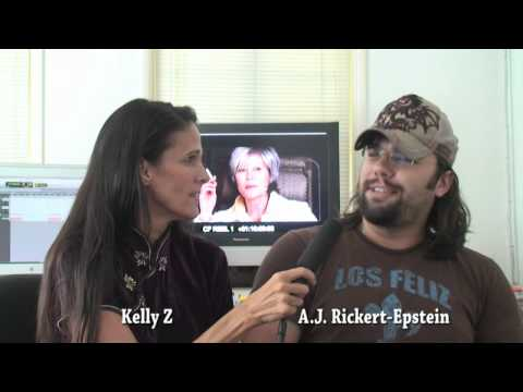 A.J. RickertEpstein Chats With Kelly Z About The New Film 'Compound Fracture'