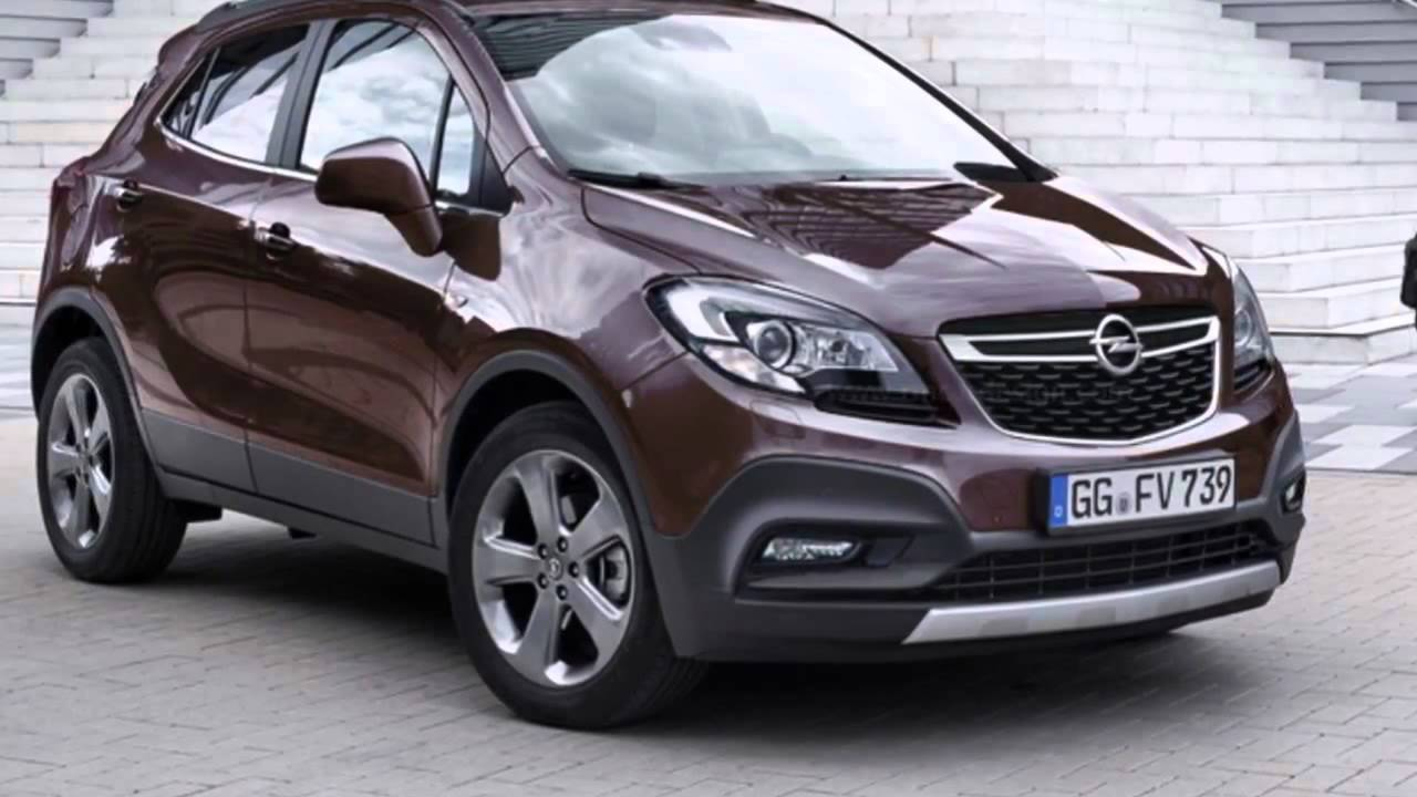 2016 opel mokka youtube. Black Bedroom Furniture Sets. Home Design Ideas