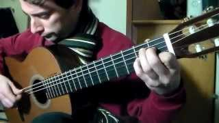 Melodía del Adios - Atahualpa Yupanqui (Cover)