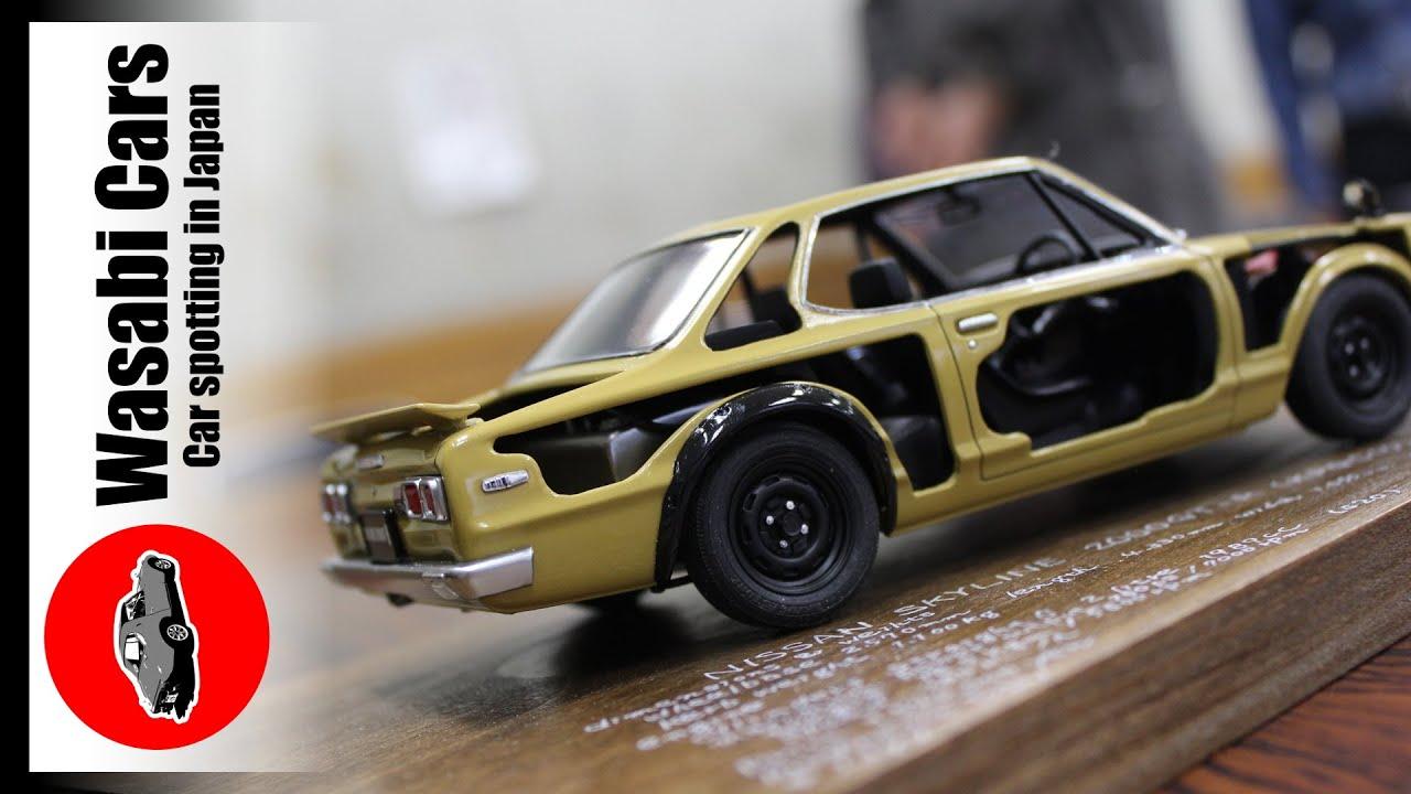 Plastic Model Car Show Pictures