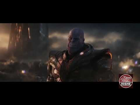 Avengers Portal Scene but it's with the HISHE Dub