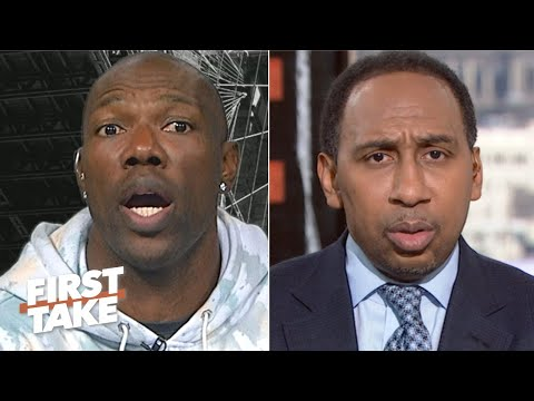 T.O. to Stephen A.: It's like you're telling Colin Kaepernick to 'shut up and play'   First Take